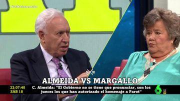 Margallo y Almeida en laSexta Noche