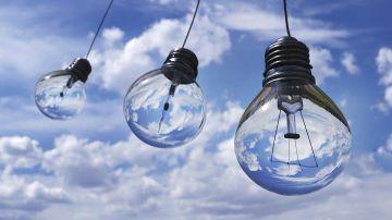 Imagen de archivo de bombillas