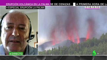 """Un sismólogo volcánico avisa de los riesgos de una erupción como la de La Palma: """"Es una situación crítica"""""""