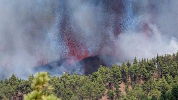 erupción Cumbre Vieja de La Palma