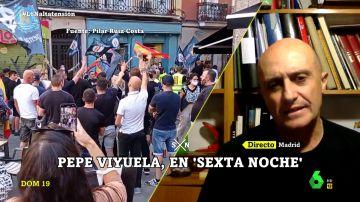 Pepe Viyuela en laSexta Noche