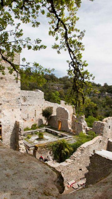 Jardín botánico y convento de Santa Catalina