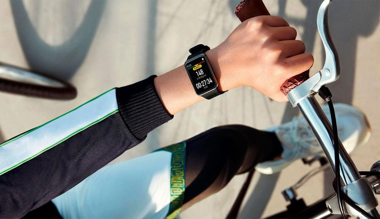 Nueva pulsera Huawei Watch Fit New, ¿qué hay de nuevo?