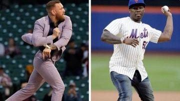 Connor McGregor y 50 Cent