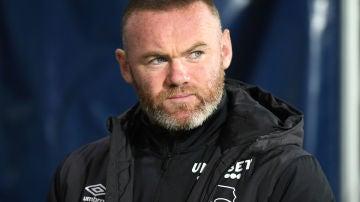Wayne Roonye, entrenador del Derby County