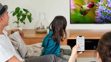 Envía la pantalla de tu móvil a Chromecast con Google Home