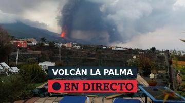 Evolución de la erupción del volcán de La Palma y avance de la lava al mar, última hora en directo