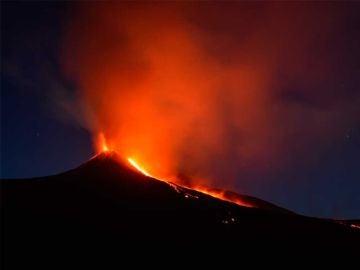 Sigue toda la actividad volcánica y sísmica del planeta desde tu móvil con esta app