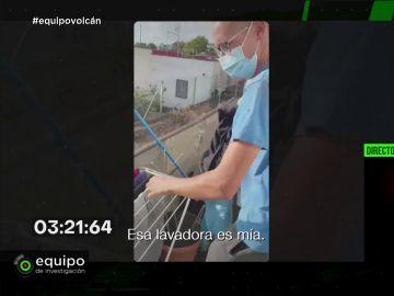 Así es recoger las pertenencias de una vida en 15 minutos: la historia de 6.000 evacuados en La Palma