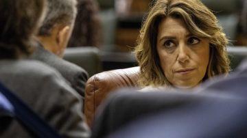 Susana Díaz, en una imagen de archivo
