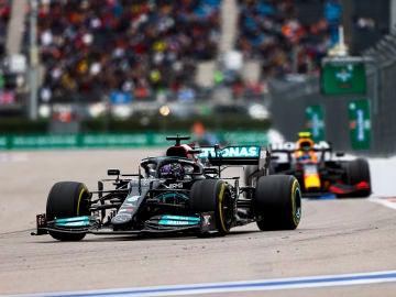 Lewis Hamilton ya es centenario