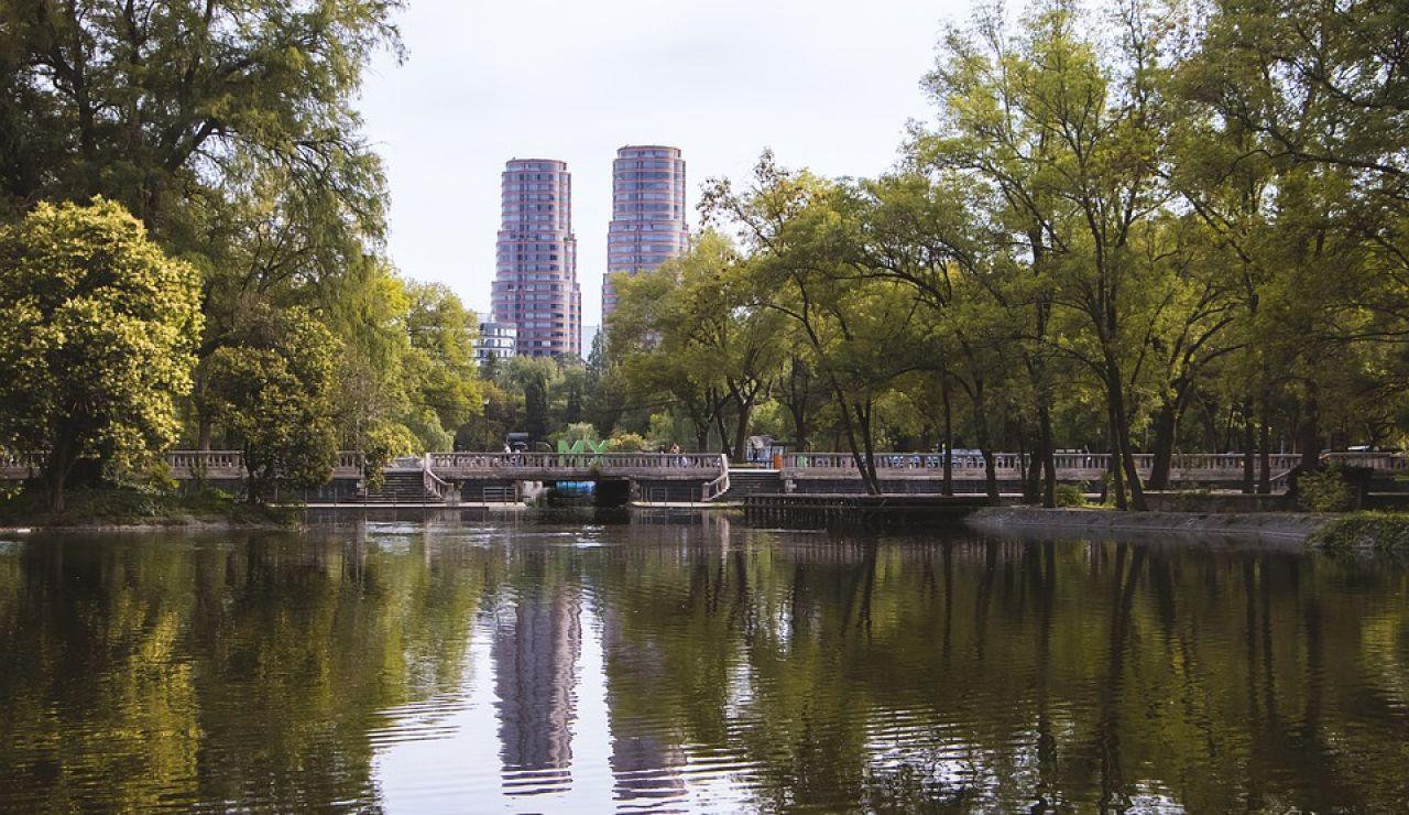 Parque de Chapultepec, Ciudad de México
