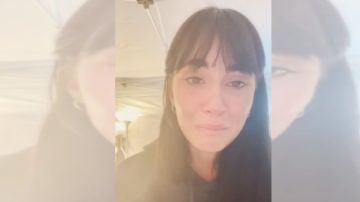 Aitana, en un vídeo de Instagram