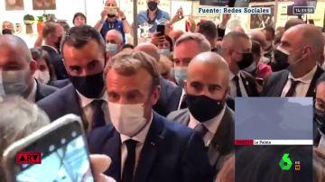 Macron ARV