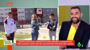 Edificio feo Madrid