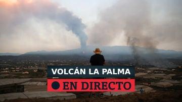 El volcán de La Palma en directo: vuelve la erupción de lava en Cumbre Vieja camino al mar, vídeo en directo