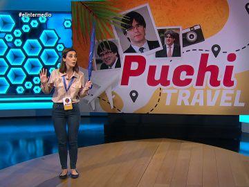 El 'Puchi travel', el viaje por las visitas de Puigdemont en Europa