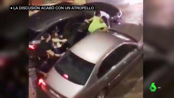 Detenido en Valencia por atropellar a dos hombres, darse a la fuga y tratar de robar una moto en la misma noche
