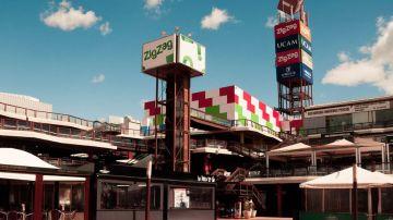 El centro de ocio ZigZag, en Murcia