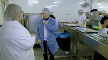 """Así es la solución del Hospital Sant Pau contra el despilfarro alimentario: """"Tiramos 20.000 kilos menos de comida"""""""