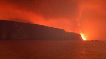 Erupción volcán La Palma última hora