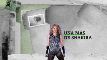Shakira aparece en los Pandora Papers