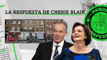 Tony y Cherie Blair aparecen en los Pandora Papers