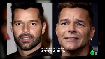 """Ricky Martin explica lo que hay detrás de su cambio físico: """"Creo que algunos de ustedes están muy preocupados"""""""