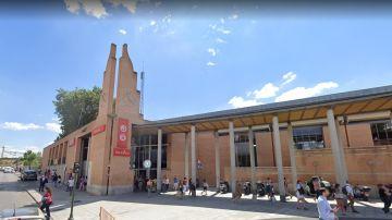 Imagen de la estación de Renfe de Tres Cantos, en Madrid