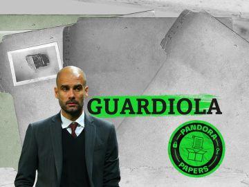 Guardiola aparece en los Pandora Papers