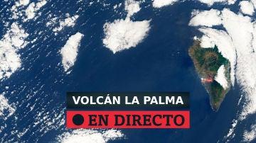 Derrumbe del cono del volcán de La Palma, última hora de la erupción en Cumbre Vieja en directo