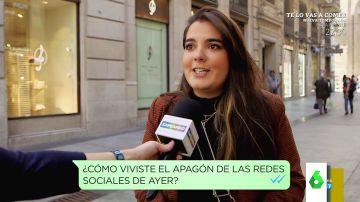 """Así vivieron los españoles la caída de Whatsapp e Instagram: """"Fue la hecatombe"""""""