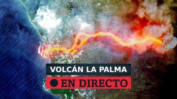Erupción del volcán de La Palma en Cumbre Vieja