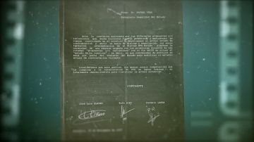 La carta inédita de ETA al Estado