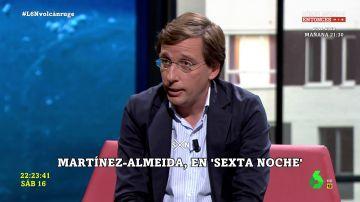 Almeida en laSexta Noche