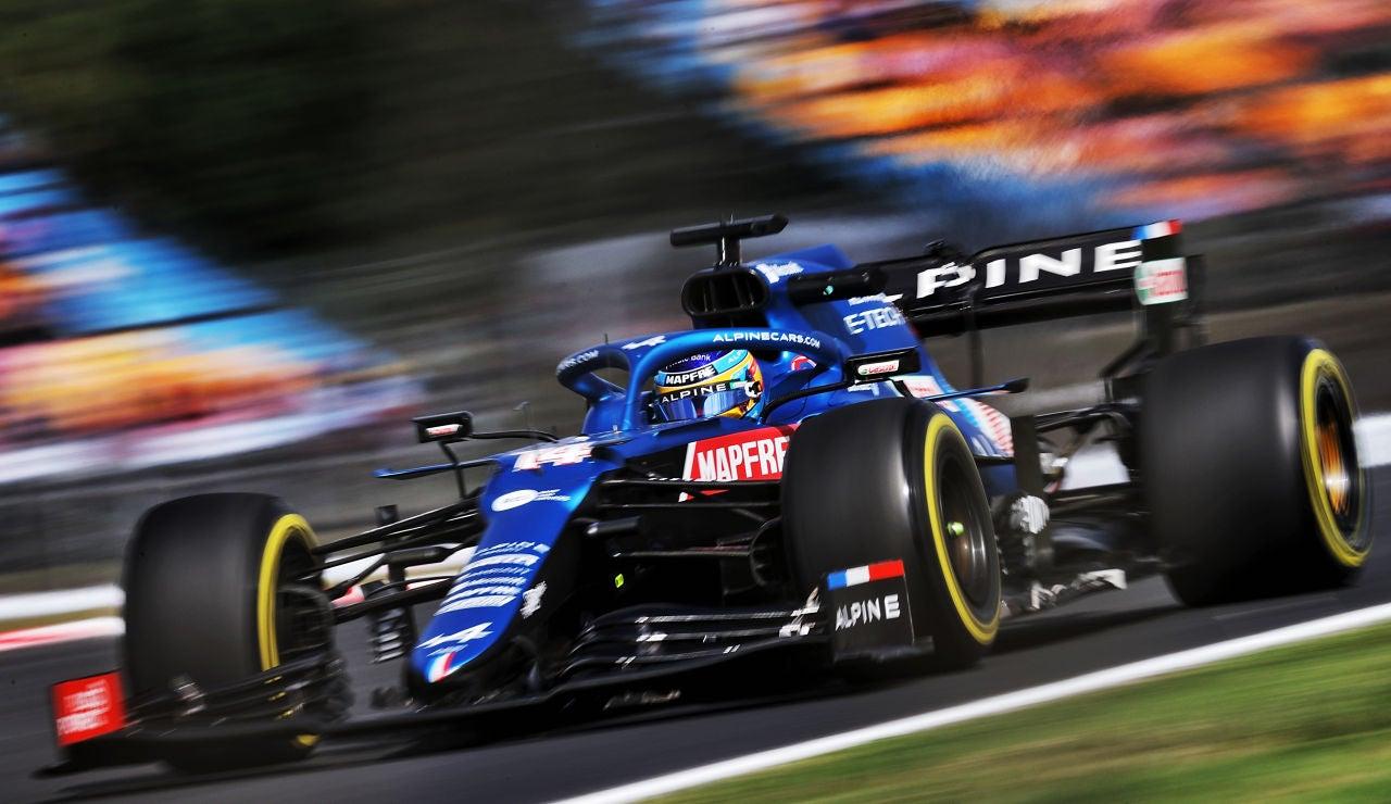 Fernando Alonso estará presente también en 2022