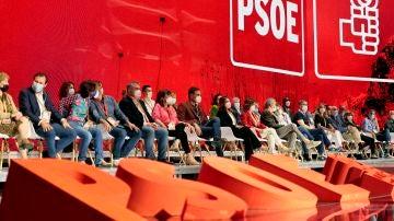 Segunda jornada del Congreso Federal del PSOE