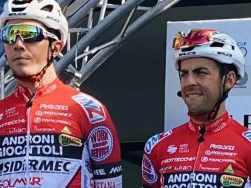Chirico y Ravanelli, atropellados
