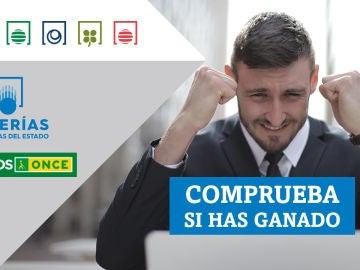 Comprobar sorteos de la ONCE y Lotería de hoy, lunes 18 de octubre de 2021
