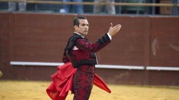 El torero José María Manzanares.