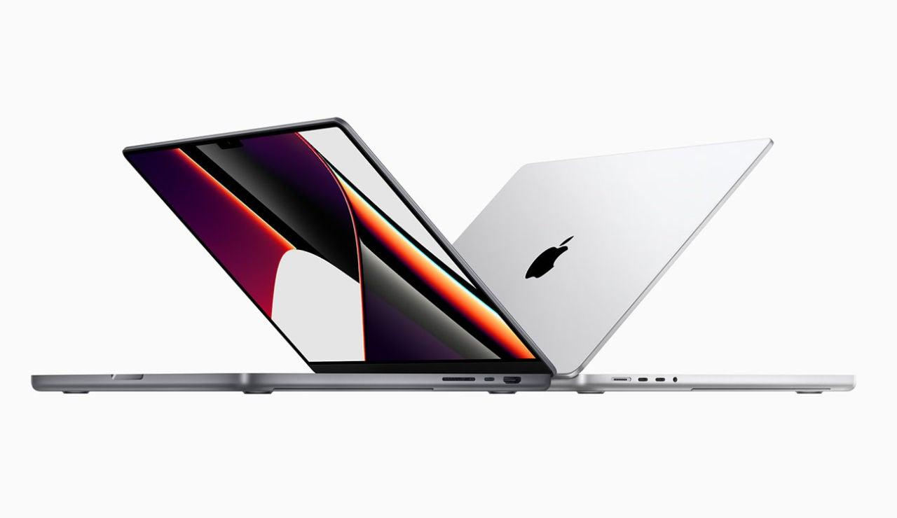 Los nuevos MacBook Pro estrenan un sorprendente notch en la pantalla