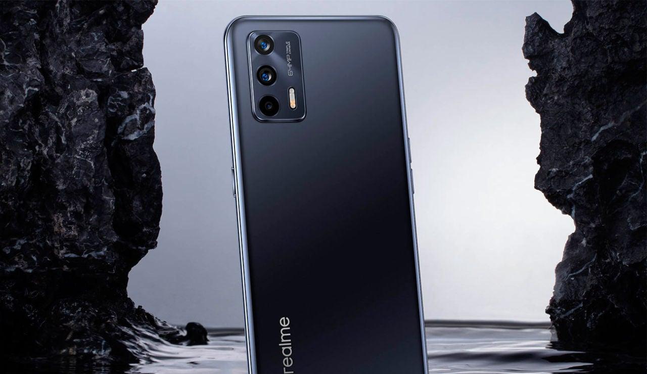El nuevo Realme GT Neo 2T es un móvil potente a precio de gama media