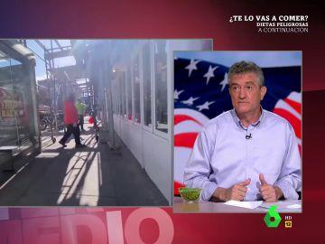 """El análisis de Guillermo Fesser sobre la situación laboral en EEUU: """"El país entero está renegociando"""""""