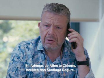 """La tensa llamada de Alberto Chicote a Reduslim: """"En cuanto le cuelgue voy a ir a la comisaría"""""""