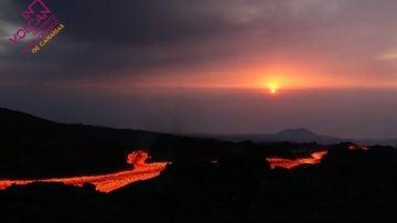 El volcán de La Palma cumple un mes del inicio de su erupción