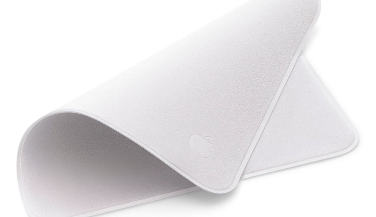 El paño de limpieza que ha lanzado Apple por 25€ y que ya es viral