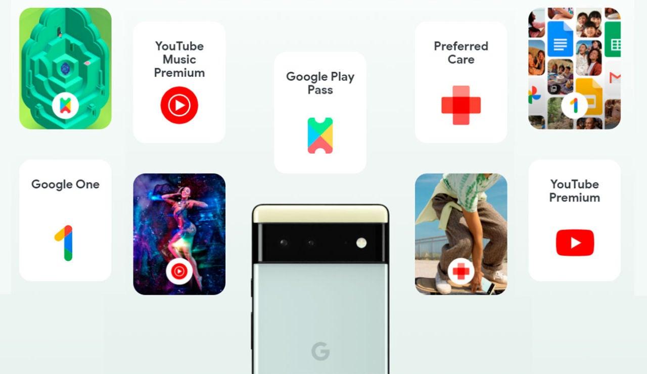 Pixel Pass, así es la suscripción de Google para estrenar móvil cada dos años