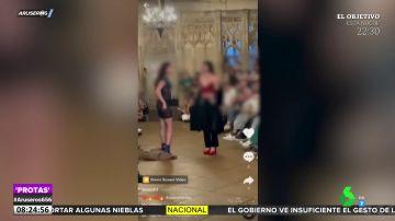 Escándalo por una fiesta queer en el colegio de la princesa Leonor