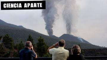 La química de los gases tóxicos que produce el volcán
