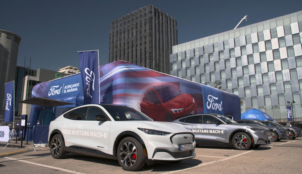 Ford apuesta por la electrificación